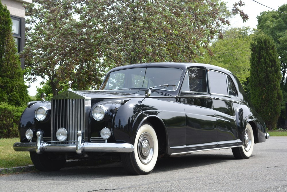 Used 1961 Rolls-Royce Phantom V LHD James Young | Astoria, NY