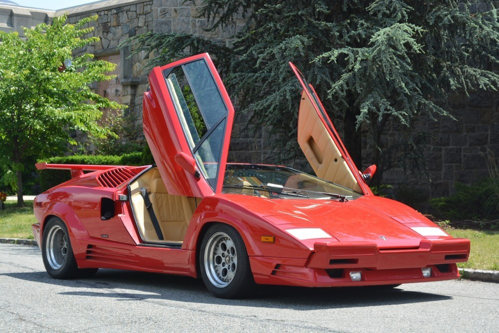 1989 Lamborghini Countach Stock 20231 For Sale Near Astoria Ny Ny Lamborghini Dealer