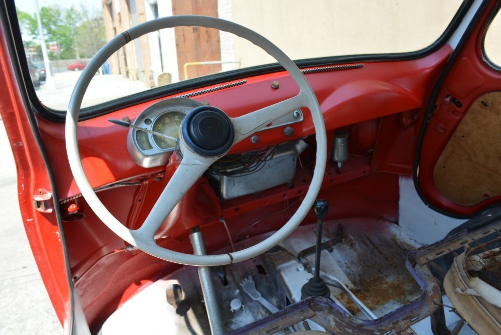1958 fiat 600 multipla stock 20224 for sale near astoria for Interieur fiat multipla