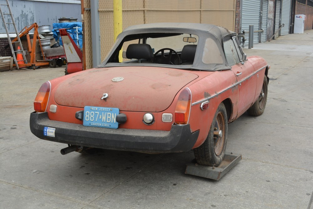 1977 MG B Stock # 20237 for sale near Astoria, NY | NY MG Dealer
