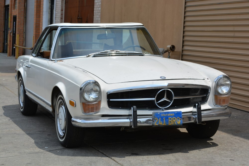 1970 mercedes benz 280sl stock 20257 for sale near for Mercedes benz for sale ny