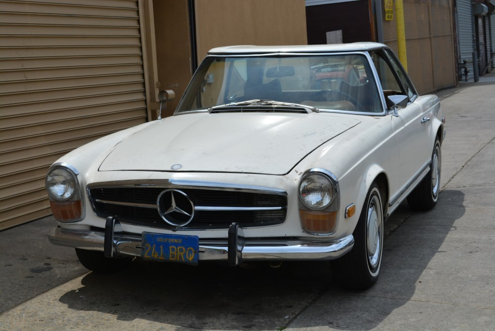 1970 mercedes benz 280sl stock 20257 for sale near for Mercedes benz sign for sale