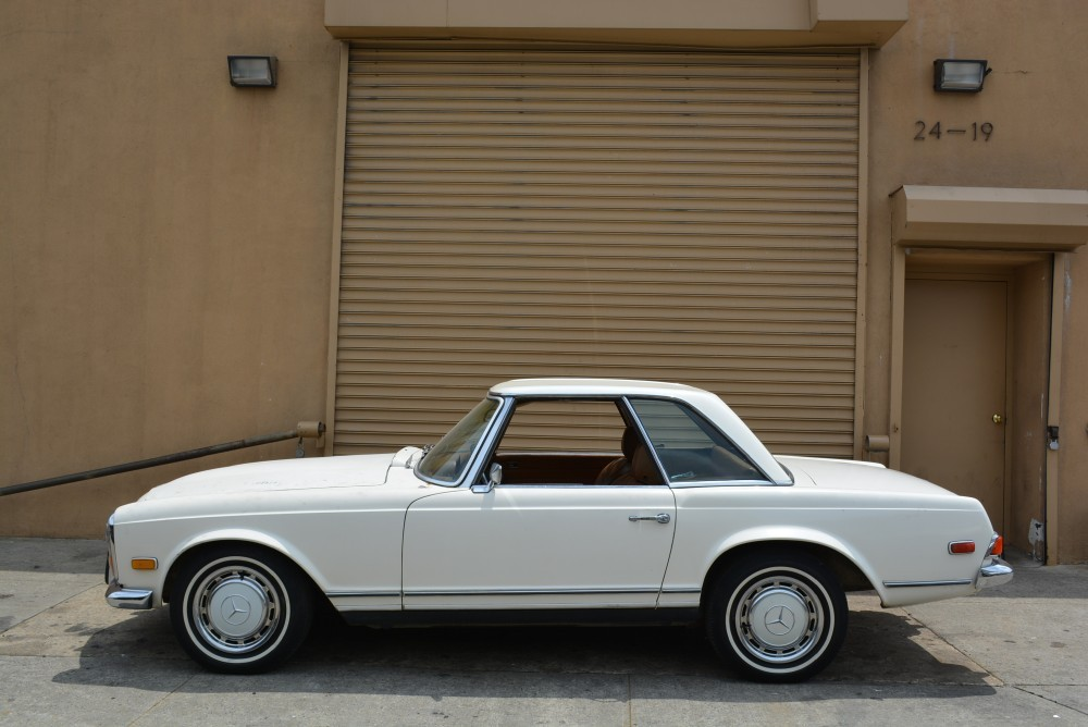 1970 mercedes benz 280sl stock 20257 for sale near for Mercedes benz dealers in ny