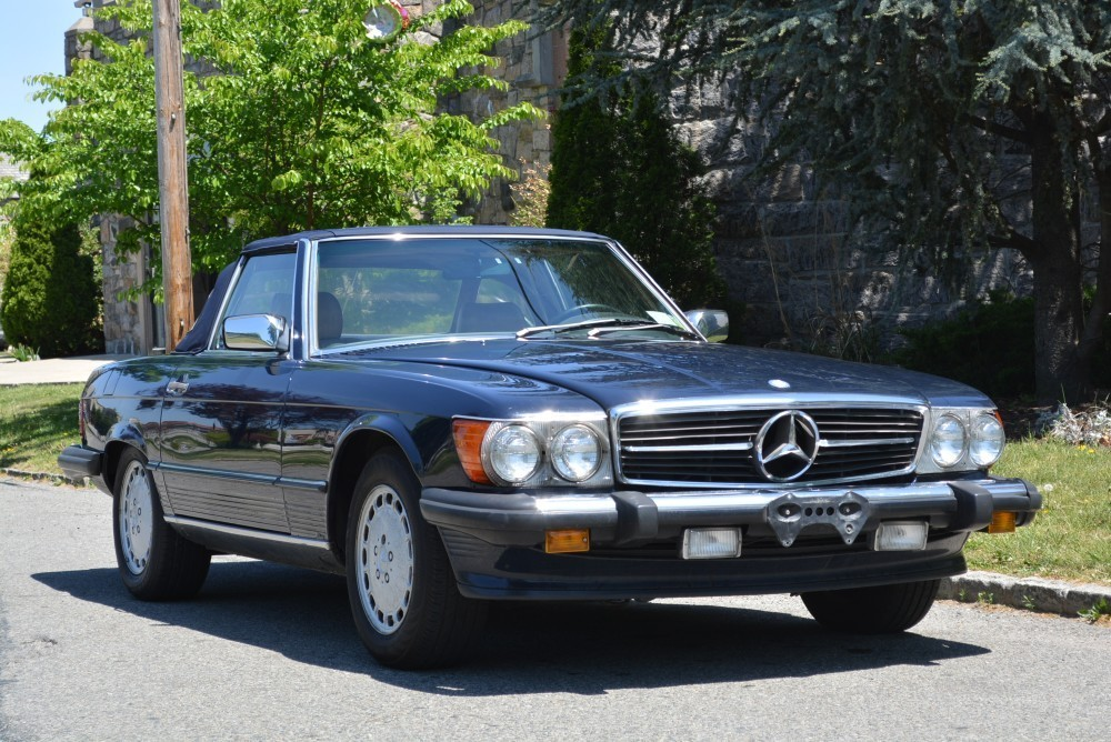 1987 mercedes benz 560sl stock 20243 for sale near for Mercedes benz for sale ny