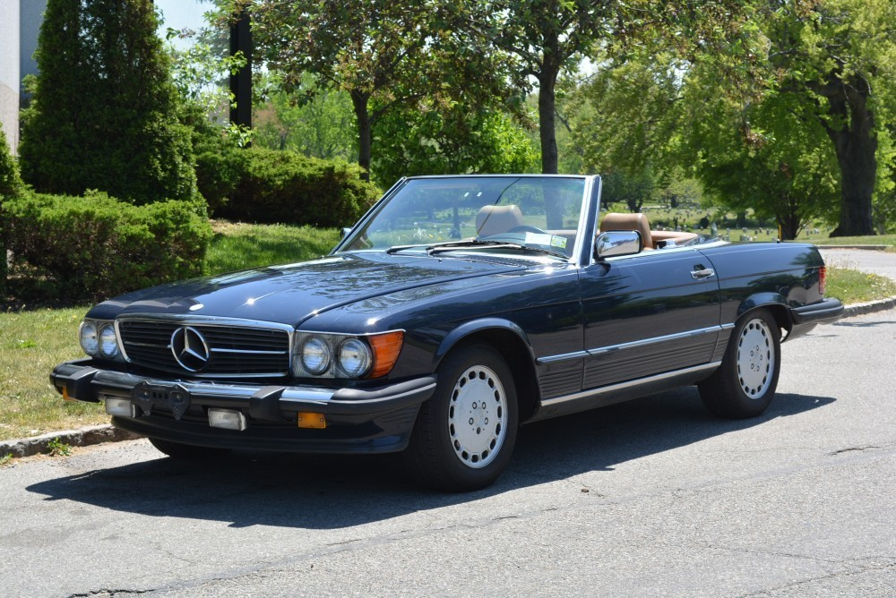 1987 mercedes benz 560sl stock 20243 for sale near for Mercedes benz sign for sale