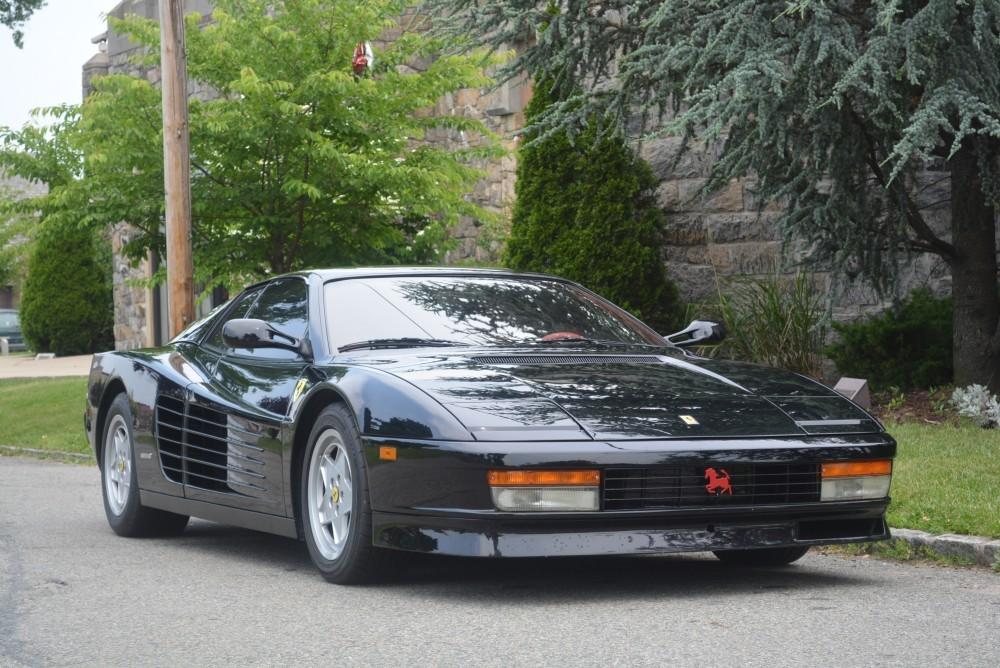 1988 Ferrari Testarossa Stock 20268 For Sale Near Astoria Ny Ny