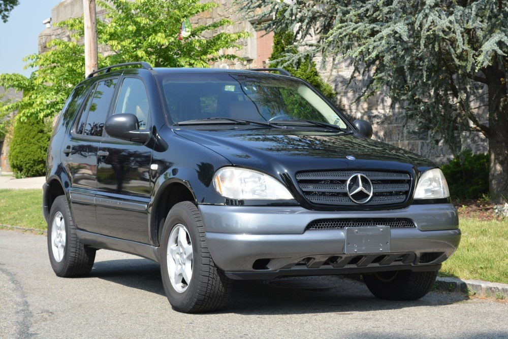 1999 mercedes benz ml320 stock 20266 for sale near astoria ny ny mercedes benz dealer. Black Bedroom Furniture Sets. Home Design Ideas