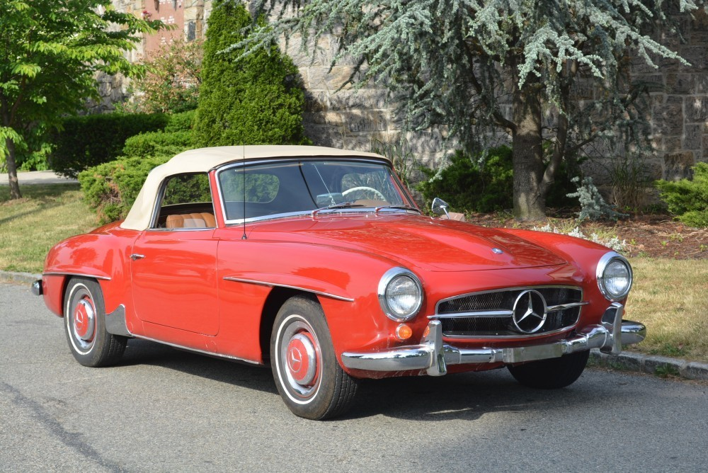1959 Mercedes Benz 190sl Stock 20292 For Sale Near