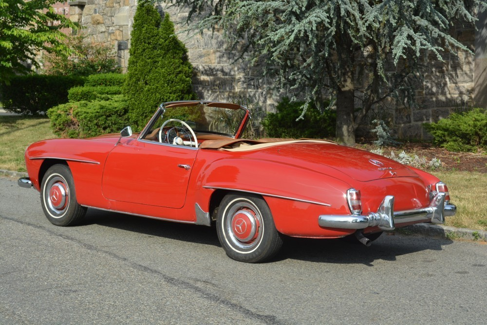 1959 mercedes benz 190sl stock 20292 for sale near for Mercedes benz sign for sale