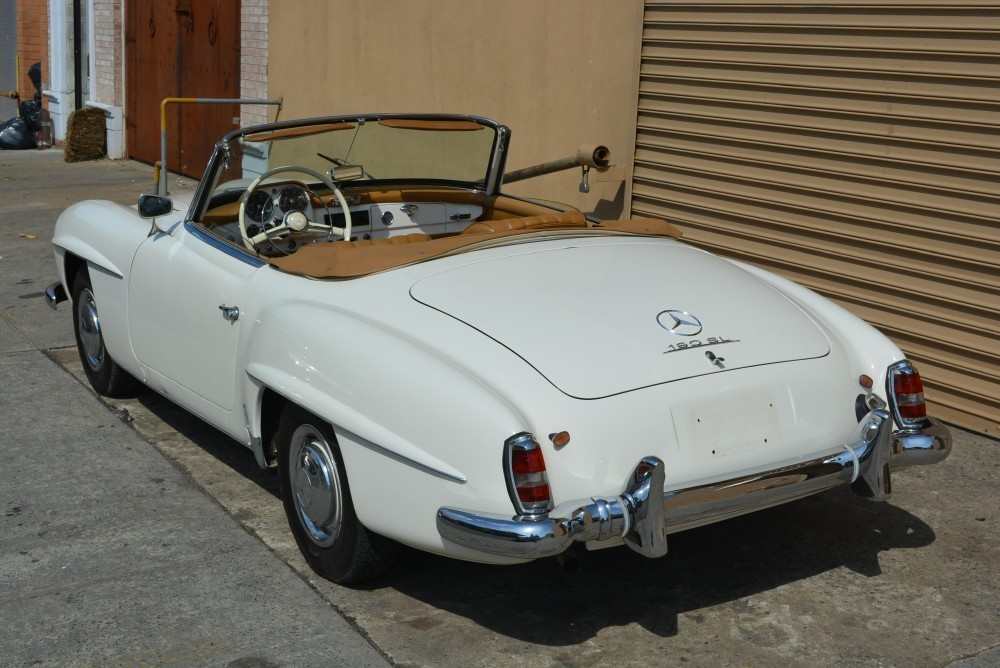 1960 mercedes benz 190sl stock 20297 for sale near for Mercedes benz sign for sale