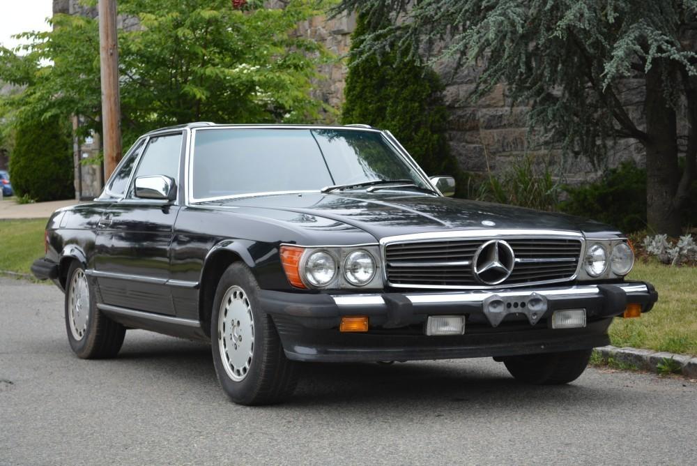 Old Mercedes Benz For Sale Near Me >> 1989 Mercedes-Benz 560SL Stock # 20303 for sale near Astoria, NY | NY Mercedes-Benz Dealer