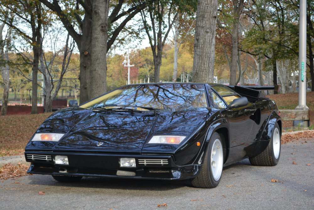 1984 Lamborghini Countach Lp5000s Stock 20295 For Sale Near