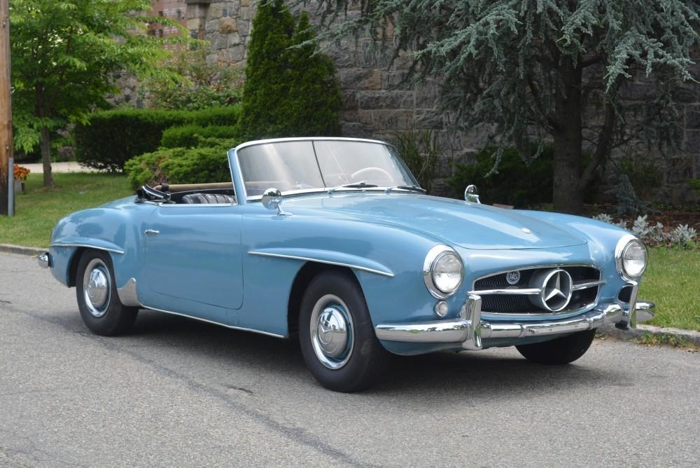 Mercedes benz 190sl ebay autos post for Mercedes benz for sale ebay