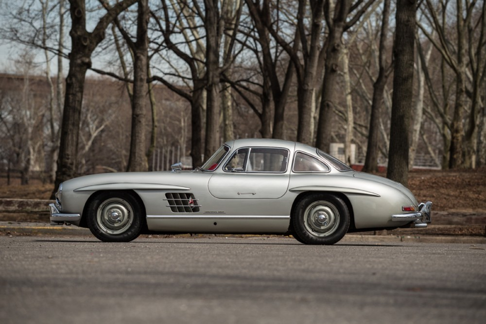 1955 mercedes benz 300sl gullwing stock 20402 for sale for Mercedes benz 300sl gullwing for sale