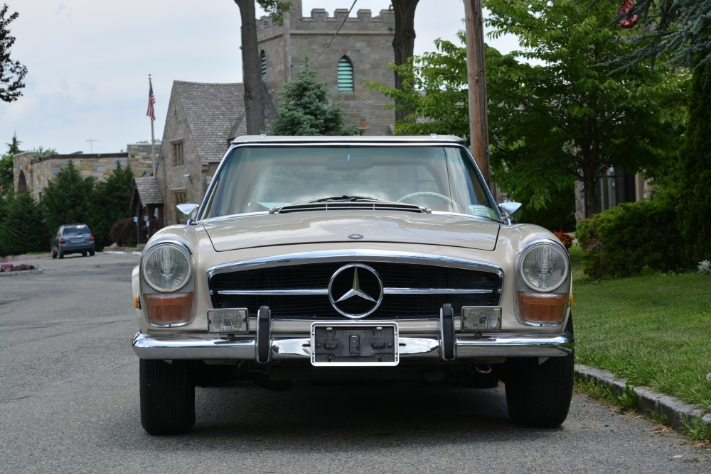 1971 mercedes benz 280sl stock 20368 for sale near for Mercedes benz sign for sale