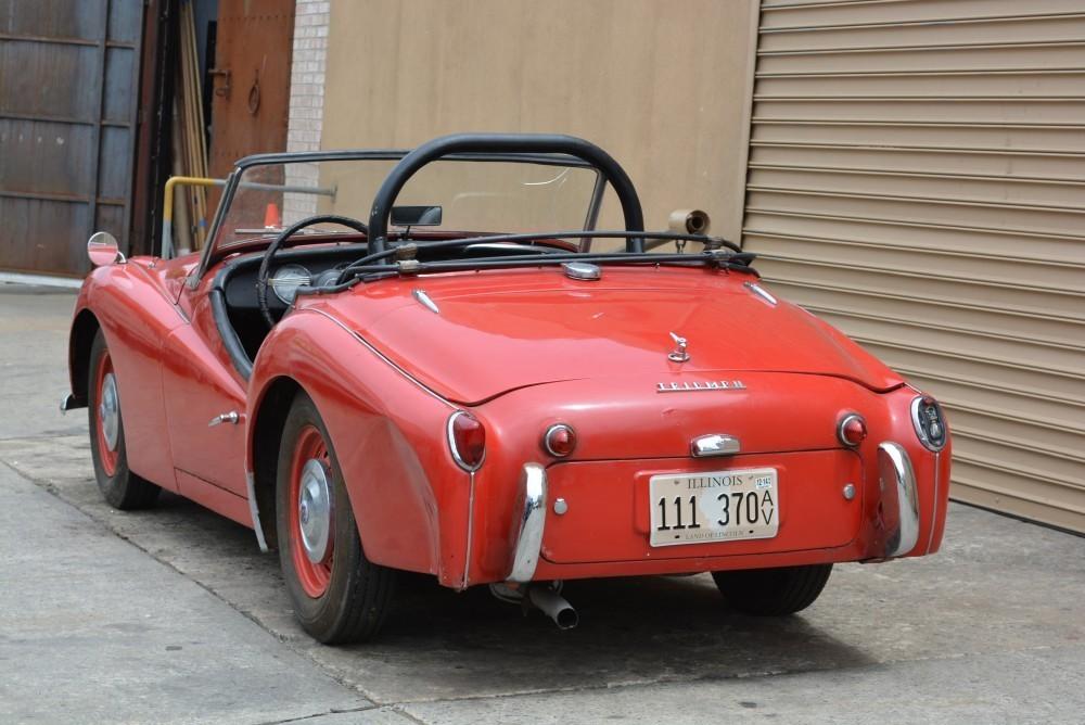 Antique Auto Trader >> 1959 Triumph TR3 Stock # 20318 for sale near Astoria, NY ...
