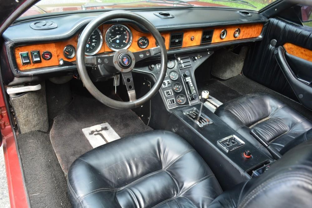 Detomaso Pantera For Sale >> 1974 DeTomaso Pantera GTS Stock # 20353 for sale near ...