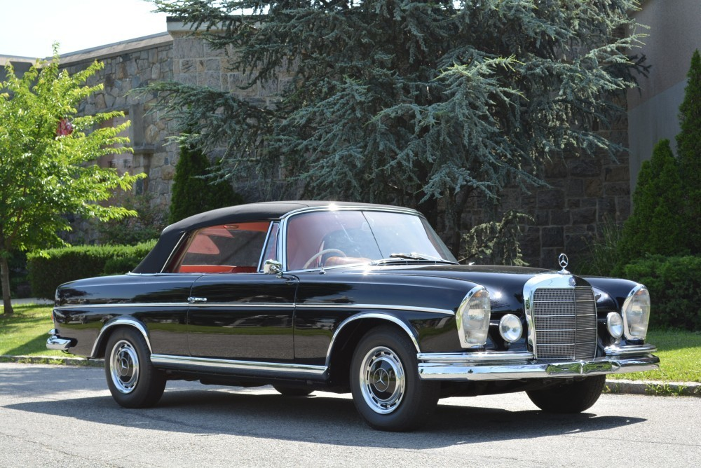 1965 mercedes benz 300se cabriolet stock 20370 for sale for Mercedes benz syracuse ny