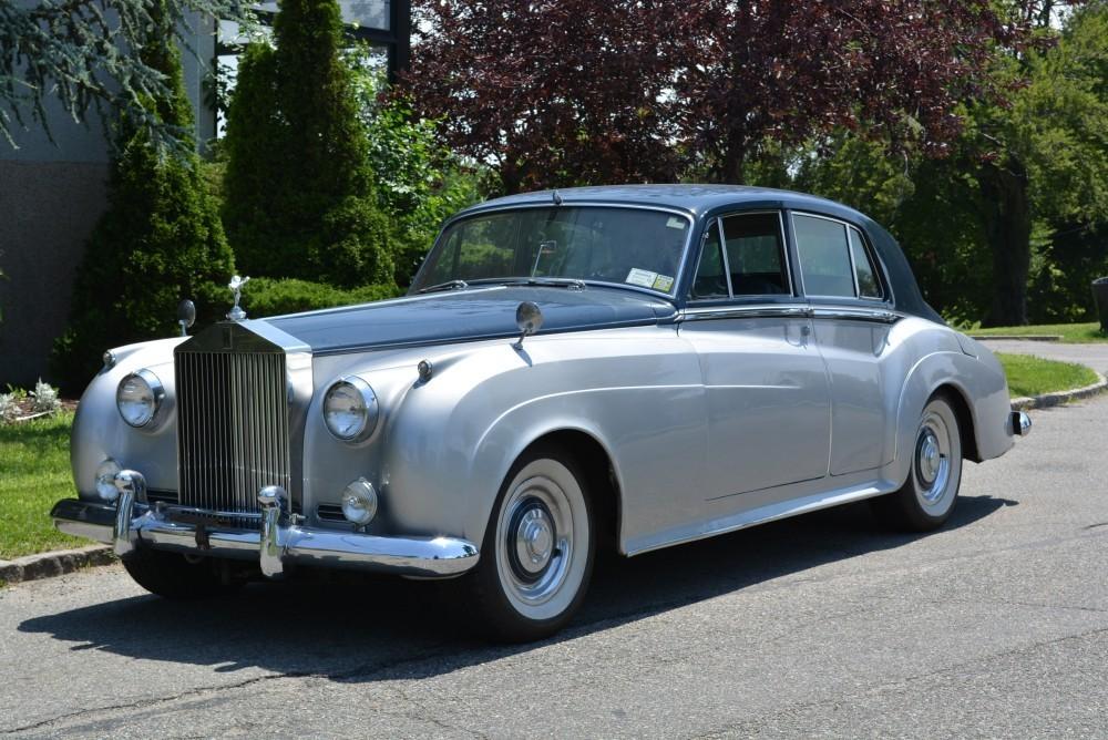 1957 Rolls Royce Silver Cloud I Lhd Stock 20372 For Sale