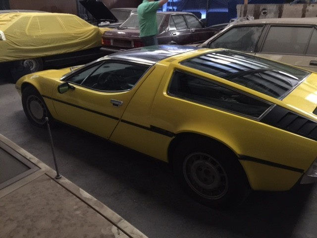 1972 maserati bora 47 coupe here is an exciting find this is a matching numbers european delivery bora which was just recently discovered sitting in a