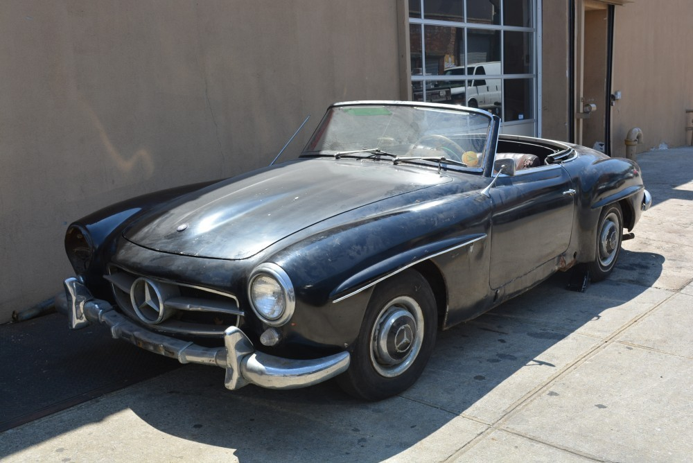 1957 Mercedes Benz 190sl Stock 20384 For Sale Near