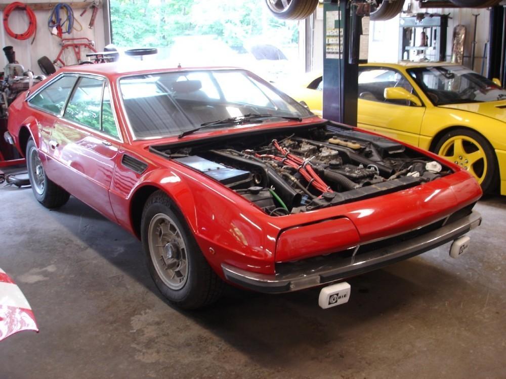 1971 Lamborghini Jarama Stock 20432 For Sale Near