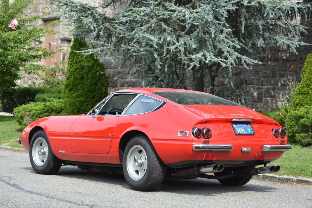 Used 1971 Ferrari 365GTB/4 Daytona  | Astoria, NY