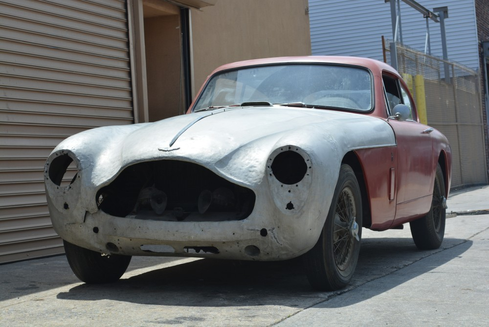 1957 Aston Martin DB2/4 2