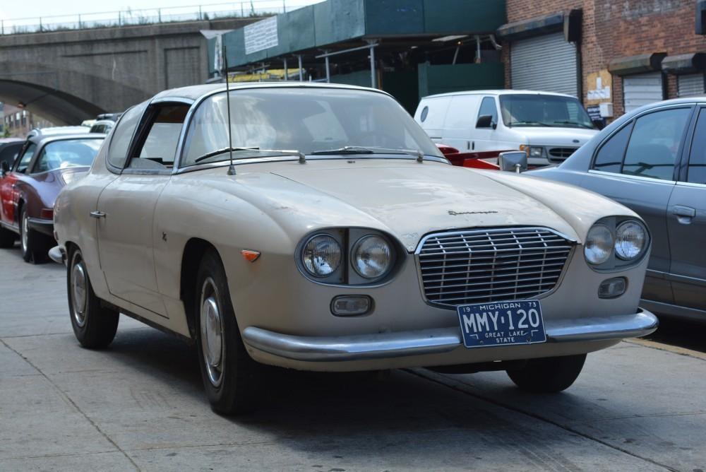 Used 1965 Lancia Flavia Sport Zagato | Astoria, NY