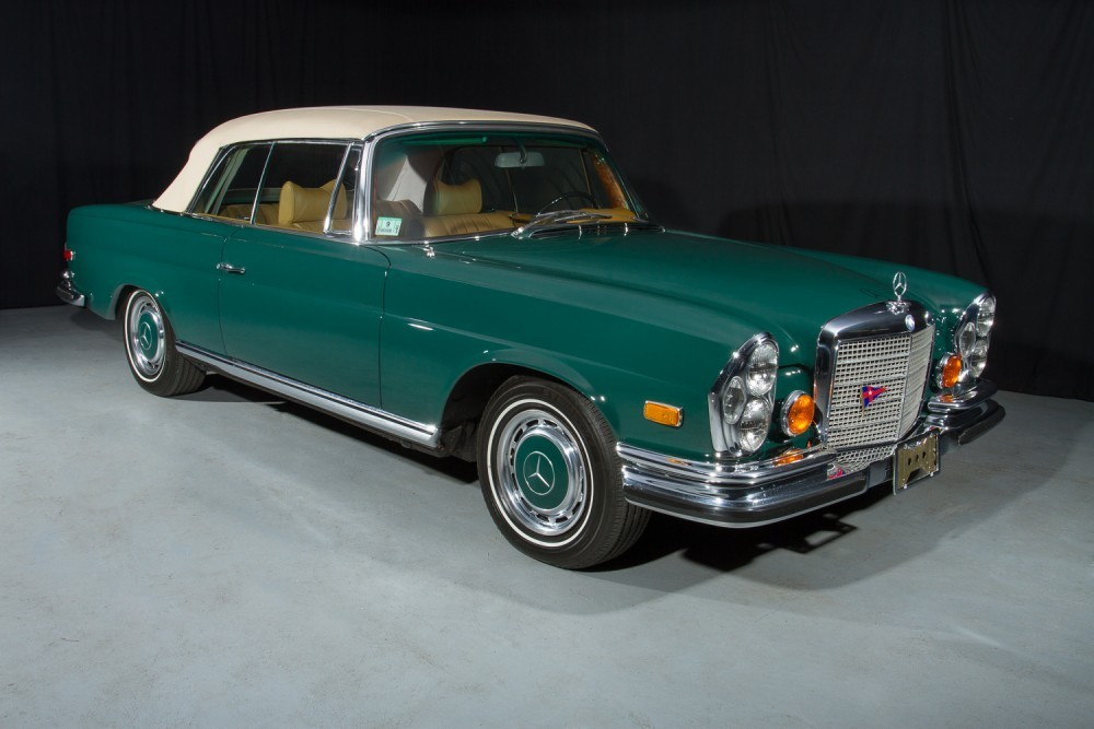 1971 Mercedes Benz 280se 3 5 Stock 20464 For Sale Near