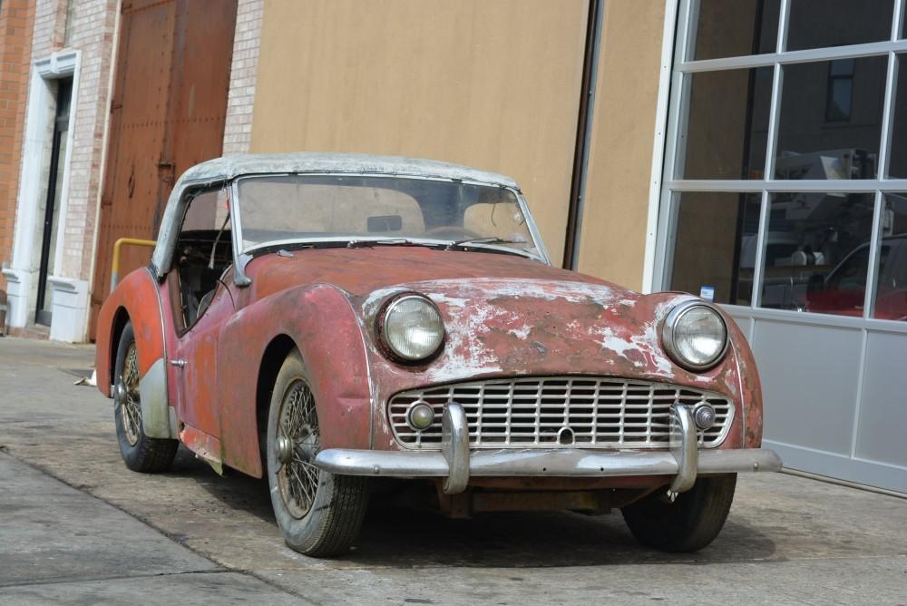 1960 Triumph TR3A Stock # 20481 for sale near Astoria, NY