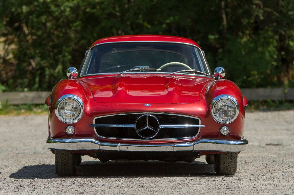 1955 mercedes benz 300sl gullwing stock 20465 for sale for Mercedes benz 300sl gullwing for sale