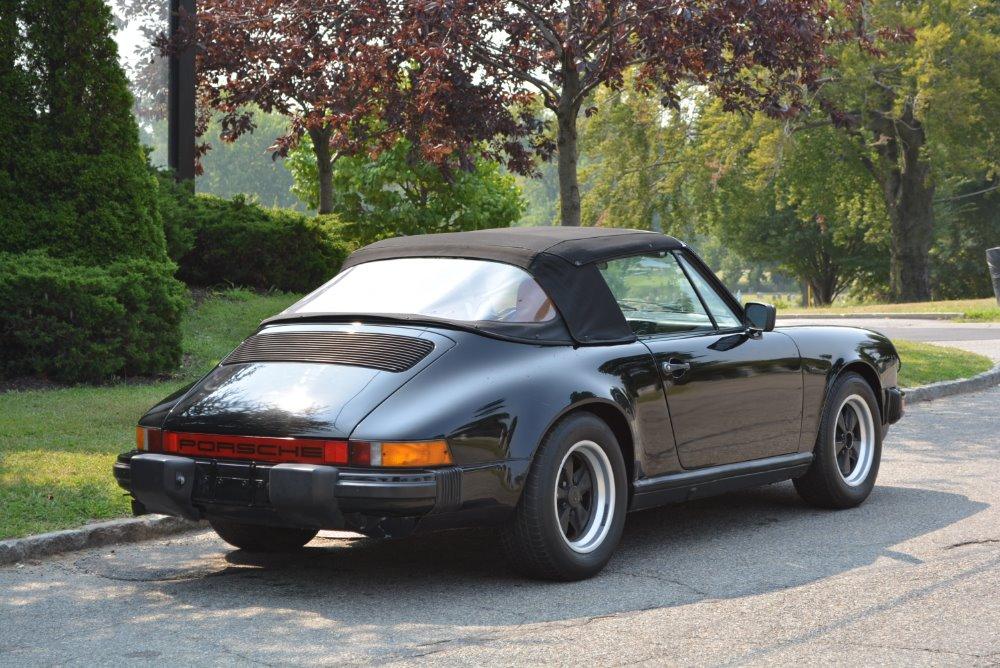 1985 Porsche 911 Carrera Stock 20545 For Sale Near