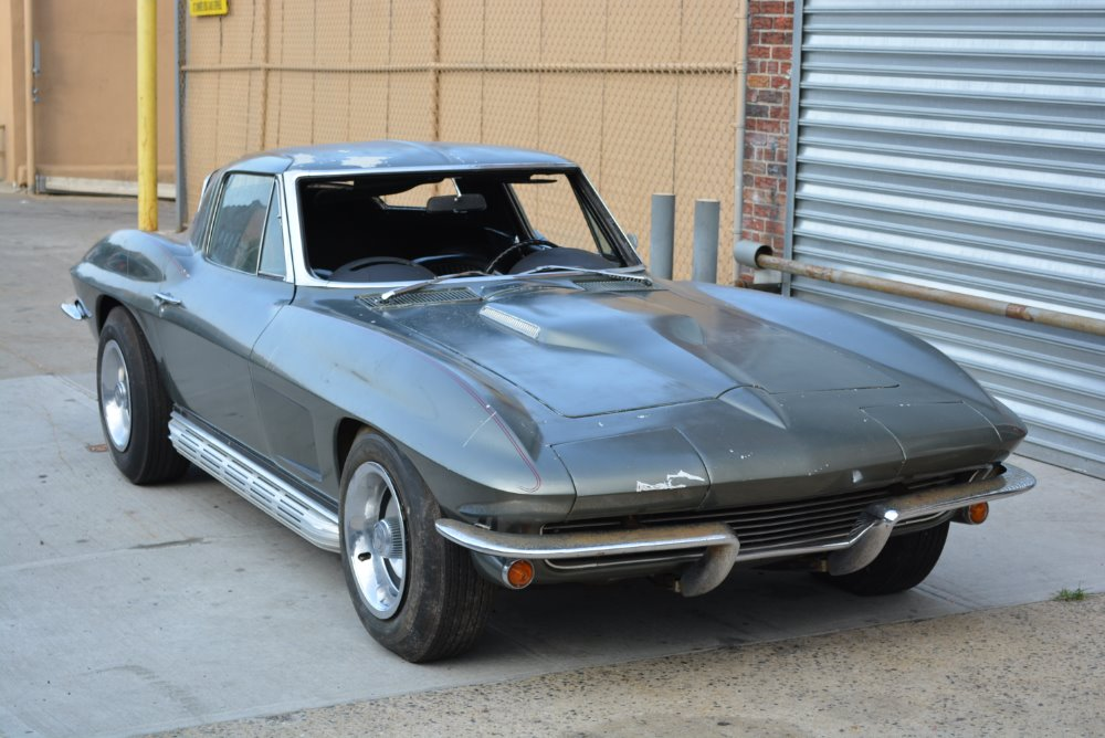 1963 Chevrolet Corvette Split Window Coupe Stock 20553