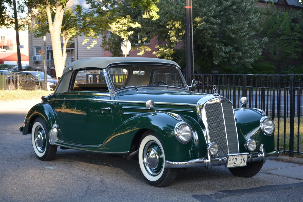 1952 mercedes benz 220a stock 20558 for sale near for 1952 mercedes benz