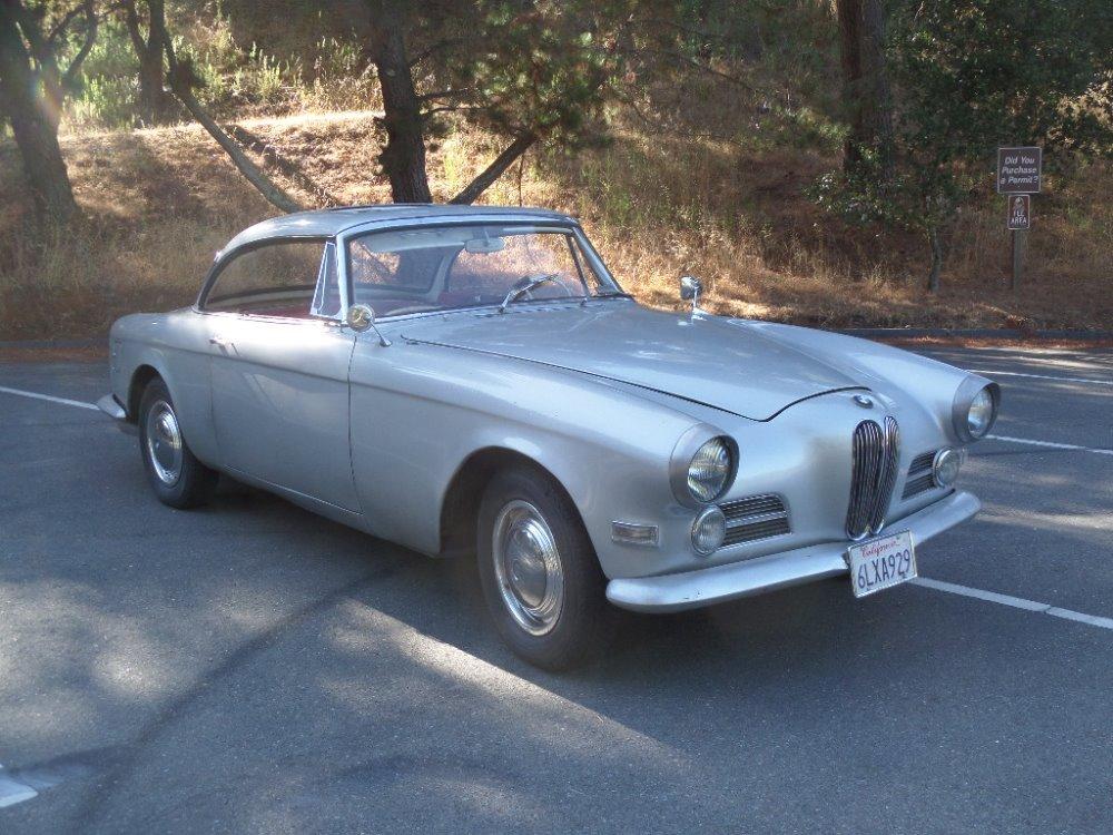 1958 Bmw 503 Stock 20580 For Sale Near Astoria Ny Ny