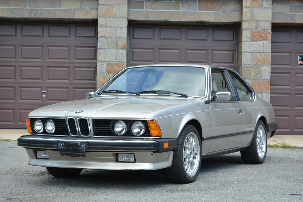 1986 Bmw 635 Csi Stock 20587 For Sale Near Astoria Ny Ny Bmw Dealer