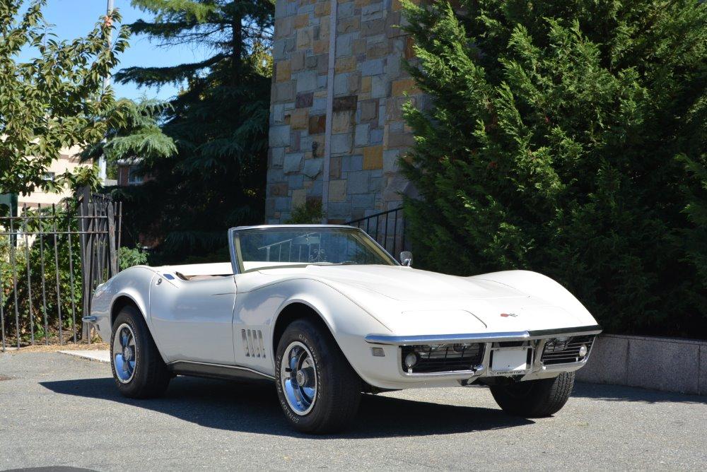 1968 Chevrolet Corvette Stock # 20601 for sale near Astoria, NY | NY ...