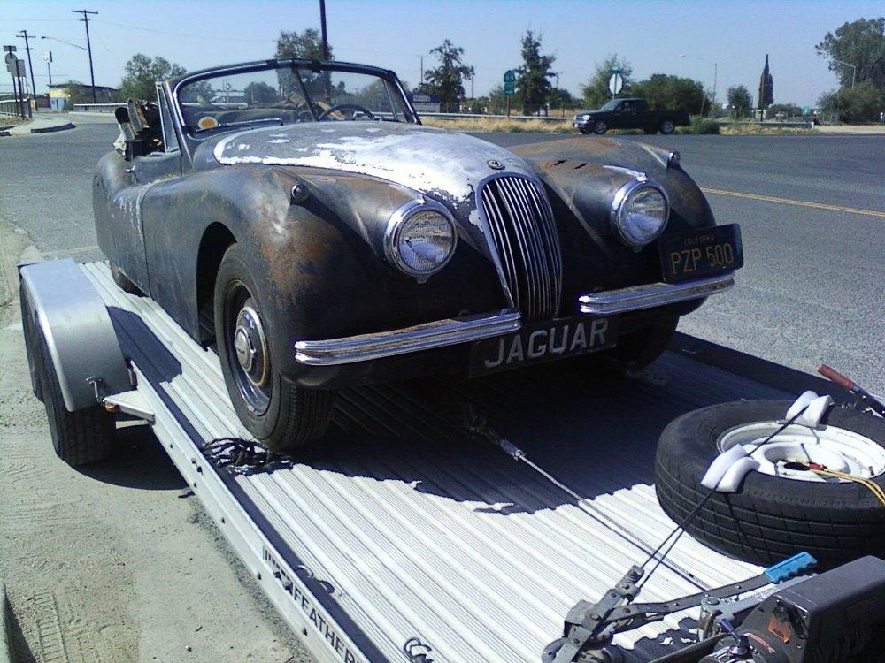 1954 Jaguar XK120 DHC Stock # 20647 for sale near Astoria, NY | NY ...