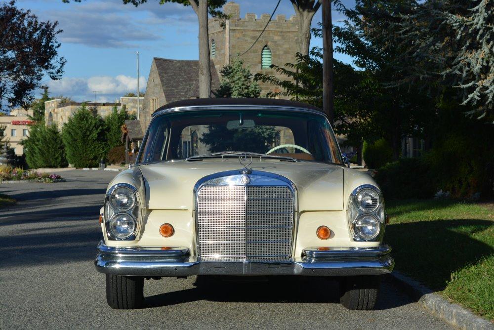 1969 mercedes benz 280se cabriolet stock 20659 for sale for Mercedes benz sign for sale