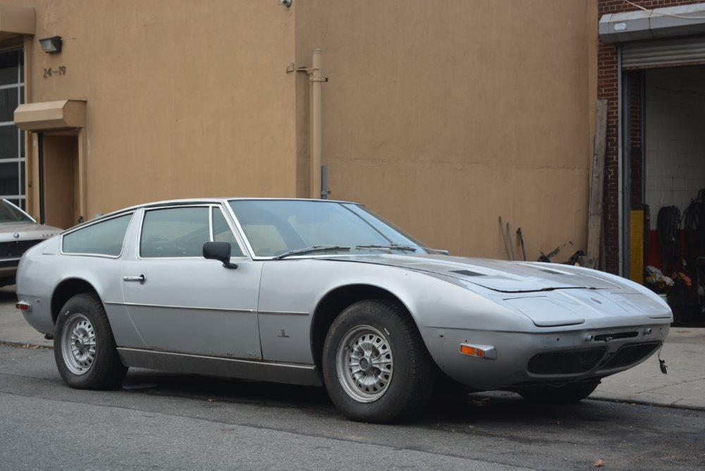 1971 Maserati Indy Stock # 20663 for sale near Astoria, NY | NY ...