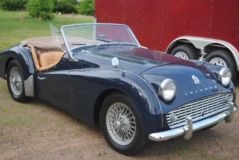1959 Triumph Tr3 Stock 20680 For Sale Near Astoria Ny Ny