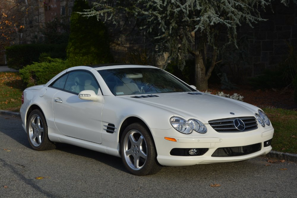 2003 mercedes benz sl 500 stock 20723 for sale near for Mercedes benz sl 500 2003