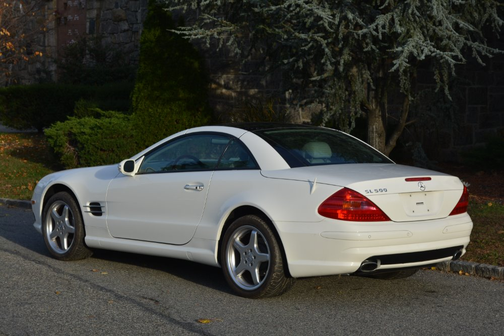 2003 mercedes benz sl 500 stock 20723 for sale near for Mercedes benz 2003 sl500 for sale