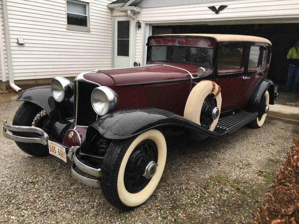 1930 cord l 29 stock 20760 for sale near astoria ny for Cord motor car for sale