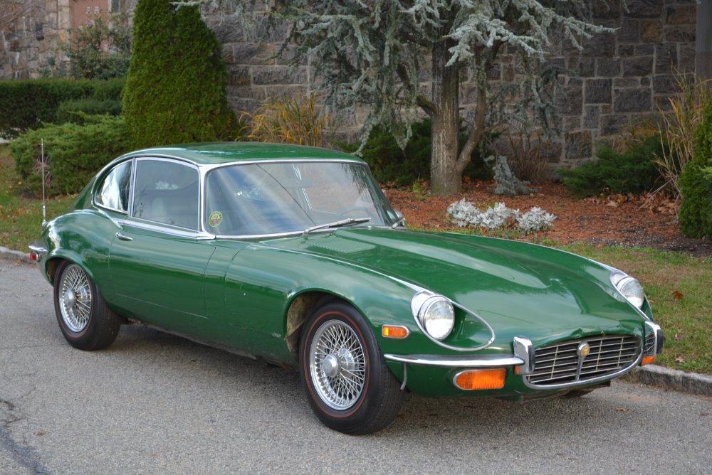Used 1972 Jaguar XKE 2+2 | Astoria, ...