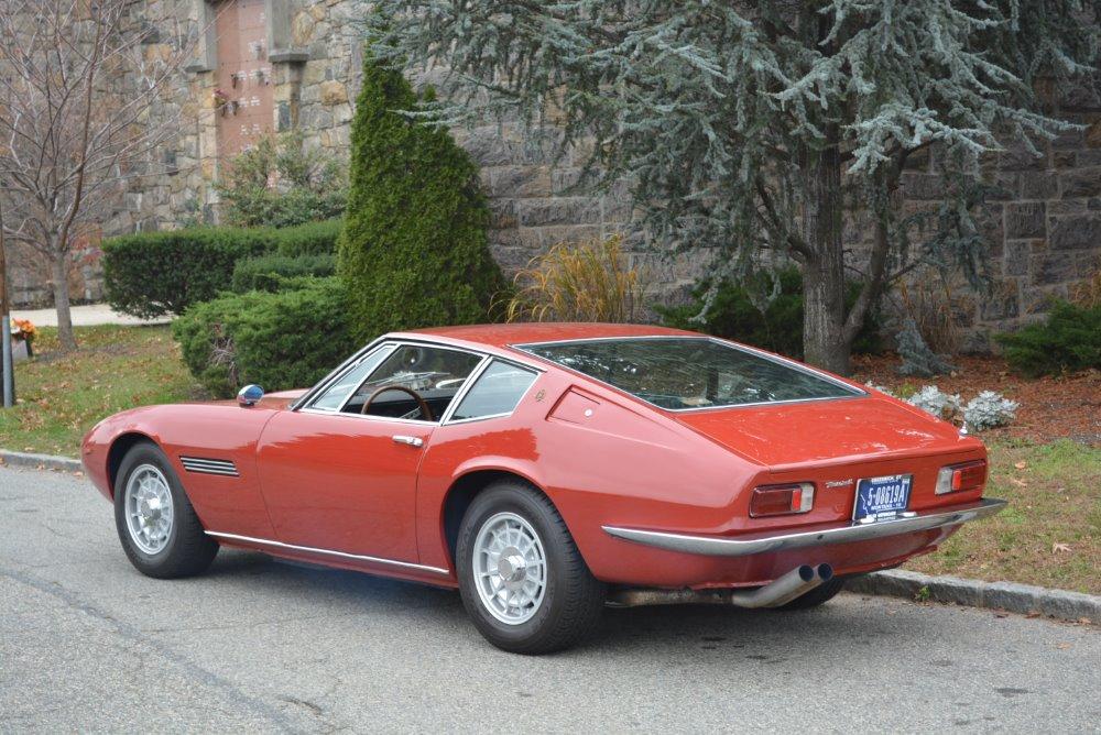 Used Maserati Ghibli >> 1970 Maserati Ghibli Stock # 20776 for sale near Astoria, NY | NY Maserati Dealer