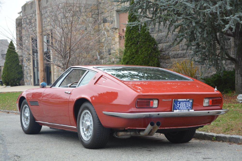 1970 Maserati Ghibli Stock # 20776 for sale near Astoria ...