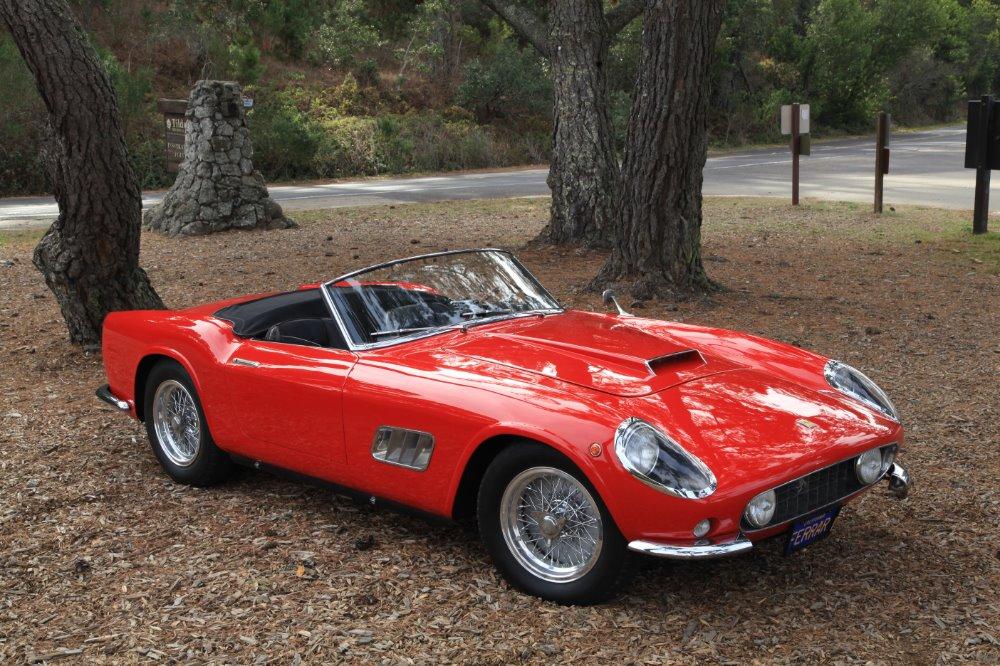 1959 Ferrari 250 Gt Lwb California Spyder Stock 20000 For Sale