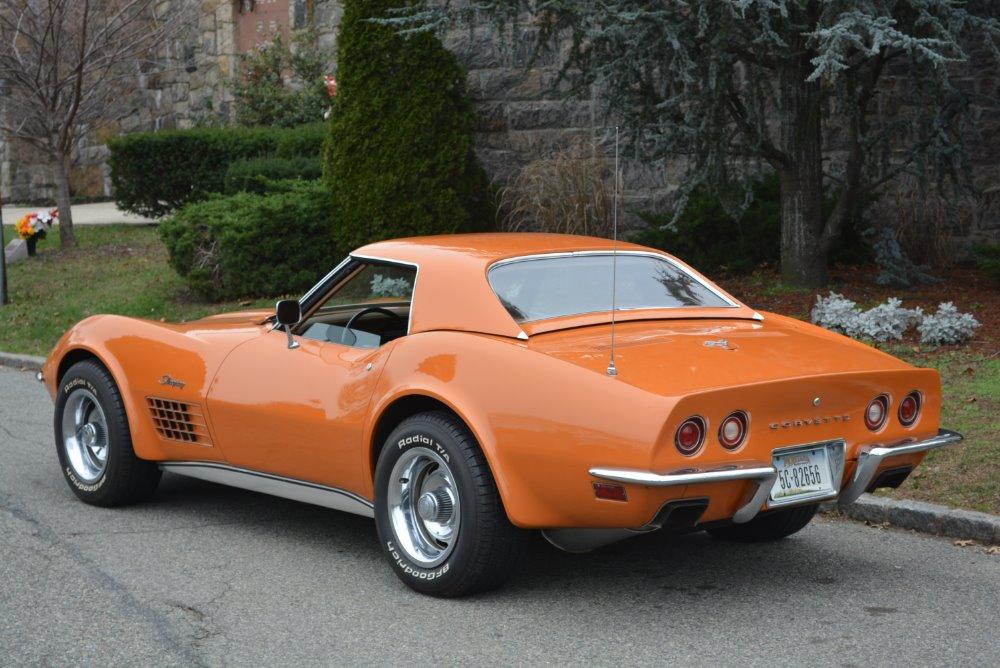 1972 Chevrolet Corvette Stingray Stock 20814 For Sale Near Astoria